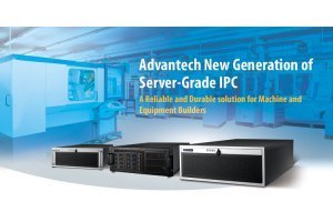 Advantech's New Generation of Server-Grade IPC