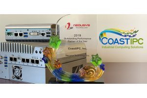 CoastIPC Honored as 2019 Outstanding Partner of the Year by Neousys Technology