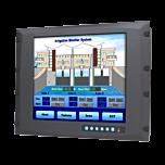 """FPM-3171G-R3BE 8U 17""""SVGA WT Ind. Monitor w/Resistive"""