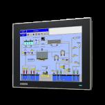 "FPM-7121T-R3AE 12.1"" XGA Ind Monitor w/Resistive TS (V"