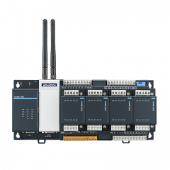 Advantech 8AI / 8DI / 4DO / 4-Slot Expansion Wireless Intelligent RTU