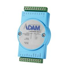 Advantech ADAM-4017 Robust 8-ch Analog Input Module with Modbus