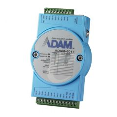 Advantech 8-ch Isolated Analog Input Modbus TCP Module with 2-ch DO