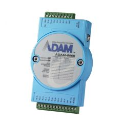 Advantech 6-ch Digital Input and 6-ch Relay Modbus TCP Module