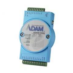 Advantech 6-ch Digital Input and 6-ch Power Relay Modbus TCP Module