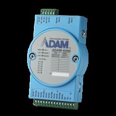 Advantech 6-ch Relay Output Modbus TCP Module