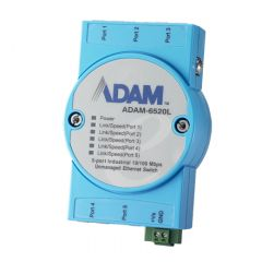 Advantech ADAM-6520L Unmanaged Switch