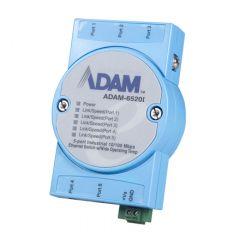Advantech 5-port Unmanaged Ethernet Switch w/ Wide Temps.