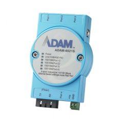 Advantech 5-port Unmanaged Ethernet Switch w/ SM SC Fiber