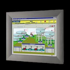 "Advantech 5"" XGA TFT LED LCD Intel 4th Generation Core i3 Touch Panel Computer"