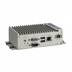 Advantech UNO-2272G Intel Atom Palm-Size Automation Computer with 1 x GbE, 2 x mPCIe, VGA