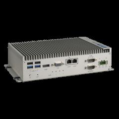 Advantech Intel Core Celeron Regular-Size Automation Computer w/ 4 x GbE,3 x mPCIe