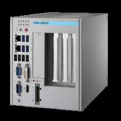 UNO-3083G-D64E Advantech Intel Core i7 with 3 PCI(e) expansion slots, 2 Mini PCIe and 2 CFast sockets