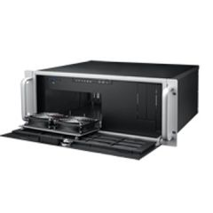 Advantech Compact 4U Rackmount Chassis for Half-size SBC or ATX/MicroATX Motherboard