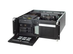 Advantech Quiet 4U Rackmount Chassis with Dual Hot-Swap SAS/SATA HDD Trays
