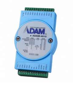 Advantech 8-ch Analog Input Module with Modbus