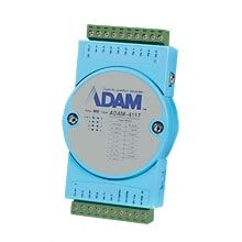 Advantech Robust 8-ch Analog Input Module with Modbus