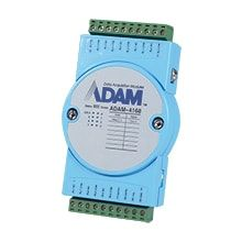 Advantech Robust 8-ch Relay Output Module with Modbus