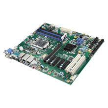 Advantech Intel LGA1151 ATX IMB Q370, Dual LAN/3 Display