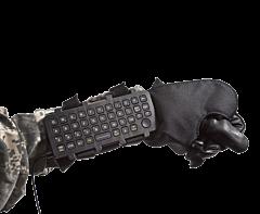 AK-39-NV Wearable Small-Footprint Keyboard
