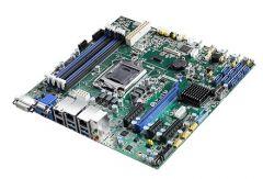 Advantech Intel 8th Generation Core & Xeon MicroATX Server Board