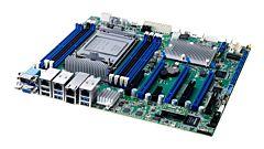 ASMB-816 LGA 4189 Intel® Xeon® Scalable ATXServer Board with 8x DDR4, 3x PCIe x16,8x SATA 3, 6x USB 3.0, Dual 10GbE, and IPMI