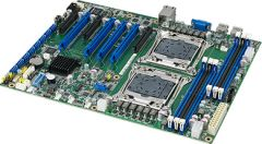 Advantech Dual LGA 2011-R3 Intel Xeon E5-2600 v3 ATX Server Board