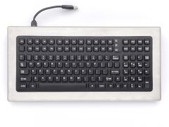 iKey Stainless Steel Keyboard DT-1000-IS