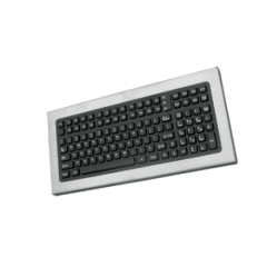 iKey Stainless Steel Keyboard