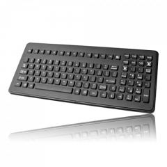 iKey Keyboard with Polycarbonate Case