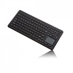 iKey Desktop Keyboard with Touchpad
