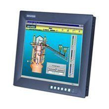 "Advantech 15"" XGA Industrial Monitor with Resistive Touchscreen and Direct-VGA Port"