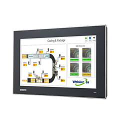 """FPM-7151W-P3AE 15.6"""" Industrail Monitor, with PCT touch"""