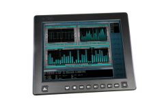 iKey 12.1-Inch iKeyVision Flat Panel Touch Screen Display