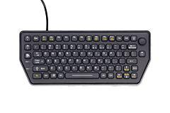 SLK-79-FSR-M Mobile Backlit Keyboard with Force Sensing Resistor