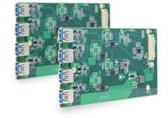 4-Port USB 3.0 MezIO Module