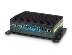 NRU-110V NVIDIA Jetson AGX Xavier Edge AI Platform Supporting 8x GMSL Automotive Cameras and 10GbE Ethernet