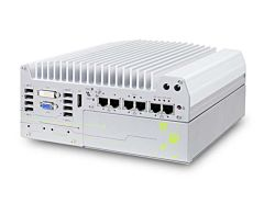 Nuvo-7162GC Ruggedized AI Inference Platform Supporting NVIDIA® Quadro P2200 and Intel® 9th/ 8th-Gen Core™ Processor