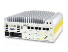 Neousys Intel 8th-Gen Core i in-vehicle fanless embedded controller in EN50155 certification