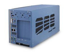 Nuvo-8108 GC Neousys Industrial-grade Edge AI Platform Supporting 250W NVIDIA Graphics Card Intel Xeon E or 8th