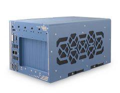 Nuvo-8208GC Ruggedized Edge AI GPU Computing Platform Supporting Dual 250W NVIDIA Graphics Cards