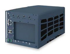 Ruggedized Edge AI GPU Computing Platform Supporting Dual 250W NVIDIA Graphics Cards