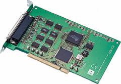 PCI-1620A-DE - 8-port RS-232 PCI Comm Card