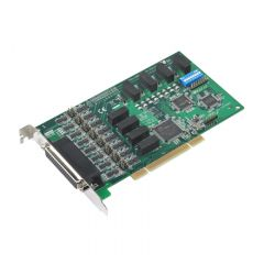 Advantech 8-port RS-422/485 Universal PCI Communication Card with Surge + Isolate