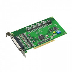 Advantech 32-ch Isolated Digital I/O and 1-ch Counter PCI Card