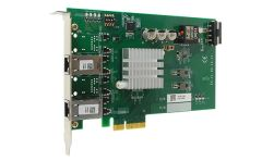 Neousys 2-Port Server-grade Gigabit 802.3at PoE+ Frame Grabber Card