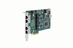 PCIe-PoE425 4 Port 2.5G BASE-T Network Adapter