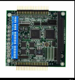 Advantech 8-port RS-422/485 High-Speed PC/104 Module