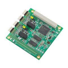 Advantech 2-port CAN-bus PCI-104 Module with Isolation Protection