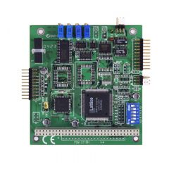 Advantech 100 kS/s, 12-bit Multi. PC/104 Module w/AO